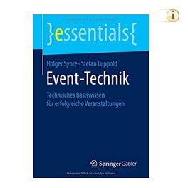 Buch, Event-Technik: Technisches Basiswissen.