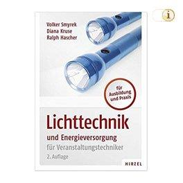 Lichttechnik, Buch Dr. Volker Smyrek.