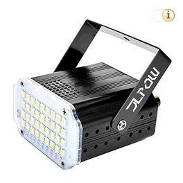 Stroboskop-Disco-Licht.