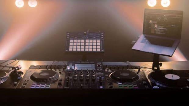 DJ-Anlage-Pioneer-Set, DJ-Technik von Prosound.