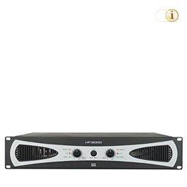 DAP-Audio HP-3000, Verstärker.