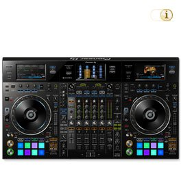 DJ-Controller, Pioneer DDJ-RZX.