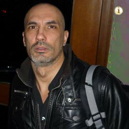 DJ Carlos Mendes.