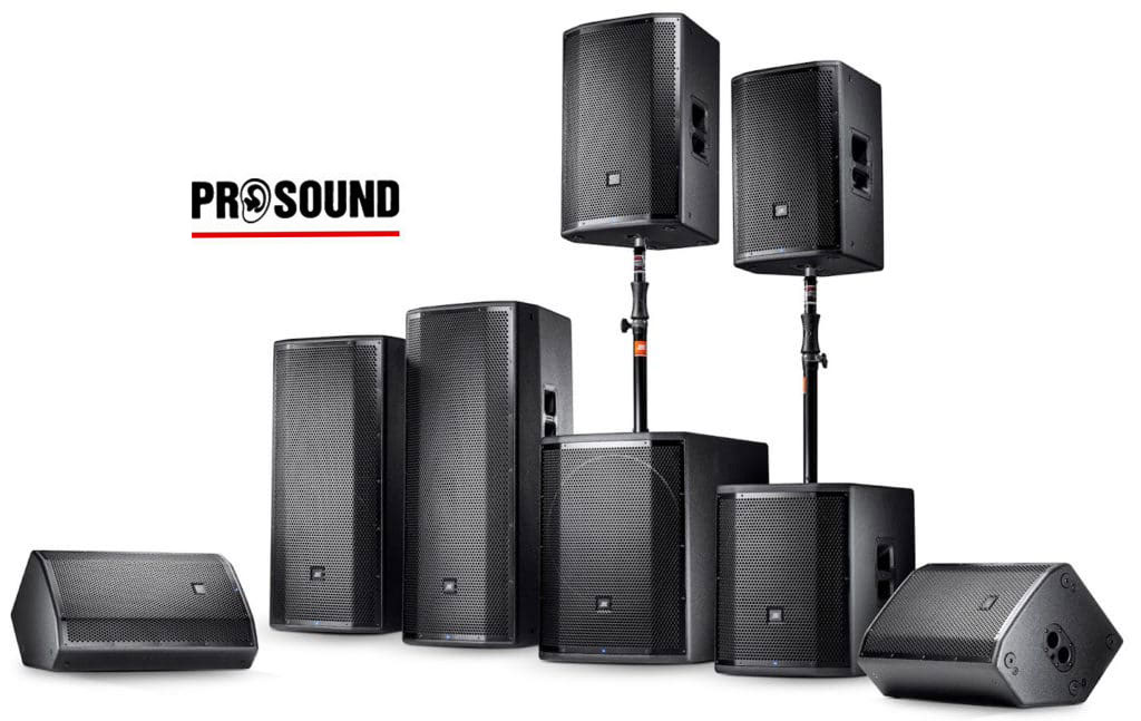 Lautsprecherboxen, JBL, Set