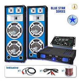 PA Set Blue Star Series.
