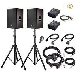 Lautsprecherboxen,Partyanlage