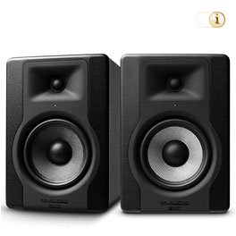 M-Audio BX5, Lautsprecher.