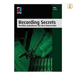 Recording Secrets, Buch.