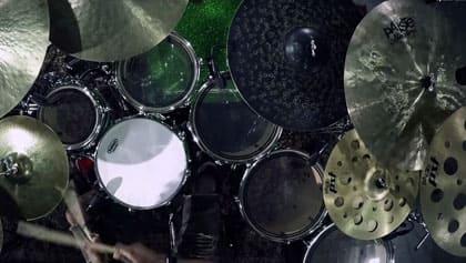Tonstudio Drums, Schlagzeug-Equipment.