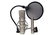 Studiomikrofon.