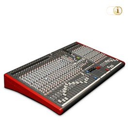 Allen & Heath ZED 428, Mischpult.