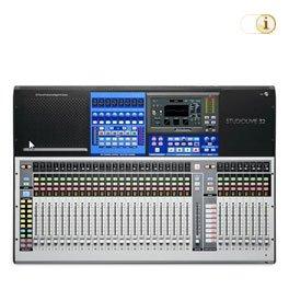 Presonus Studiolive 32 Series II Mixer.
