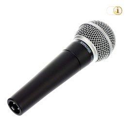 Gesangsmikrofon, Shue, SM58.