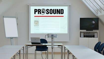Konferenzraum-Technik