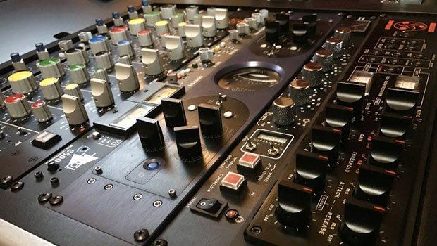 Prosound, Mixdown, Tonstudio, München.