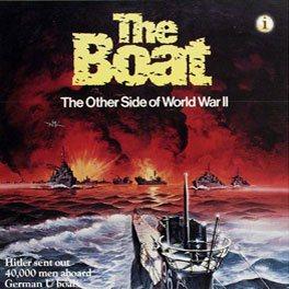 Das Boot, Filmcover.