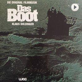 Das Boot (Die Original Filmmusik, Cover.
