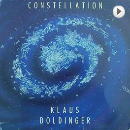 Doldinger - Constellation LP,Cover.