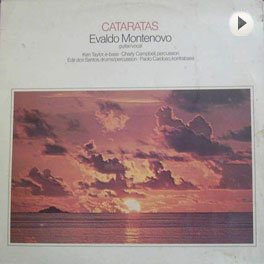 Evaldo Montenovo Cataratas, LP,Cover.