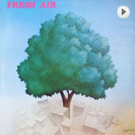 Fresh Air – Fresh Air, LP,Cover.