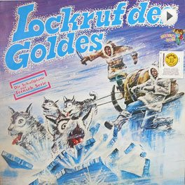 Jack London - Lockruf Des Goldes. LP,Cover.