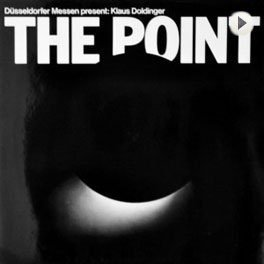 Klaus_Doldinger - The Point LP,Cover.
