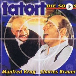 Manfred Krug & Charles Brauer, LP,Cover.