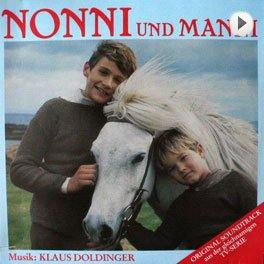 Nonni Und Manni LP,Cover.