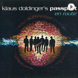 Doldinger, Passprt - En Route. LP,Cover.