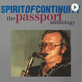 Passport - Spirit Of Continuity LP,Cover.