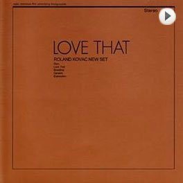 Roland Kovac New Set – Love That. LP,Cover.