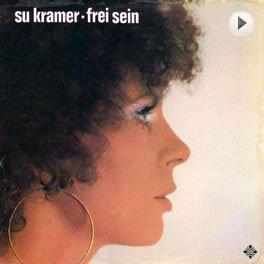 Su Kramer - Frei sein. LP,Cover.