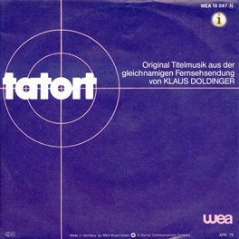 Tatort Titelmelodie, LP, Cover.