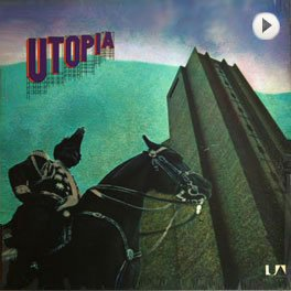 Utopia. LP,Cover.